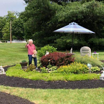 Marlynn Gardening